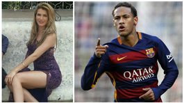 Miss Mundo y Neymar: ¿Más que amistad? (VIDEO)
