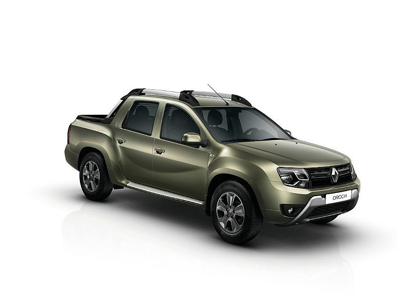 renault duster pick up 2016 2017 2018 best cars reviews. Black Bedroom Furniture Sets. Home Design Ideas