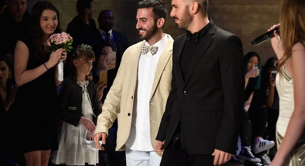 Primer Matrimonio Gay Catolico : Se celebró primer matrimonio gay en la fashion week de