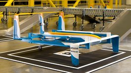 YouTube: Amazon hará delivery con drones