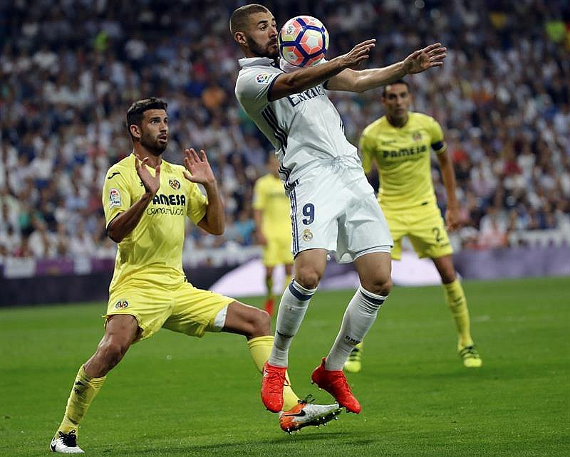 ​Real Madrid empata ante Villarreal y no bate el récord de Pep Guardiola
