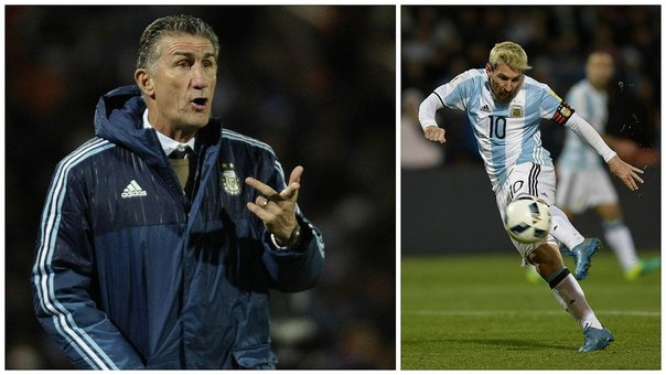 Perú vs Argentina: ¿Edgardo Bauza no descarta a Lionel Messi?