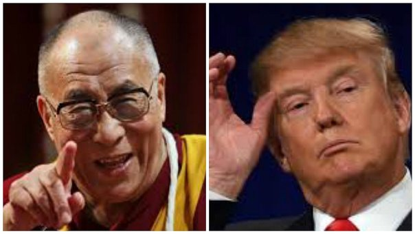 "El Dalai Lama ""trolea"" a Donald Trump de esta ingeniosa forma (VIDEO)"