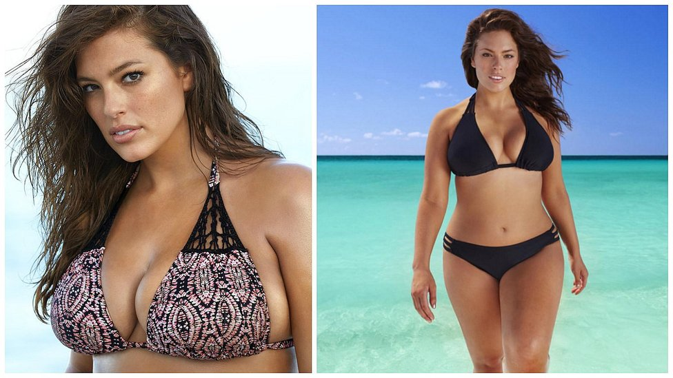 "Ashley Graham: la modelo de ""tallas grandes"" que enloquece al mundo (FOTOS)"