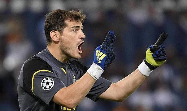 VIDEO: Leicester City sorprende a Iker Casillas con golazo