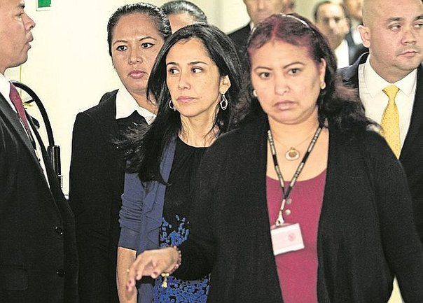 "Nadine Heredia: PJ admitió que Procuraduría sea ""actor civil"" en proceso (VIDEO)"