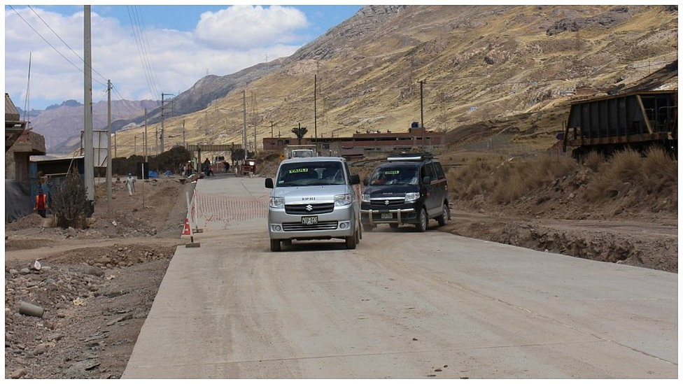 Posible ruta alterna a la Carretera Central está a punto de ser culminada (FOTOS)