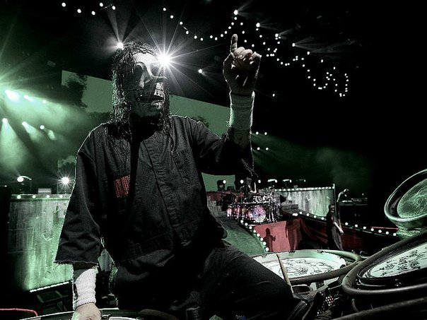 Slipknot alista impresionante show en Lima (VIDEO)