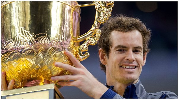 Abierto de China: Andy Murray conquista el torneo y amenaza a Novak Djokovic