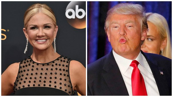 ​Donald Trump: Rompe su silencio Nancy O'Dell, la mujer citada en vulgar audio de candidato (VIDEO)
