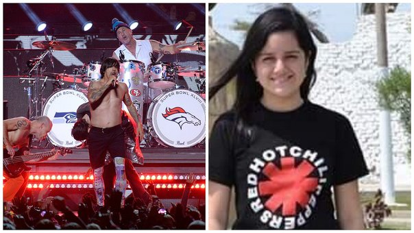 ​Red Hot Chili Peppers: Banda y su noble gesto con fan peruana fallecida (VIDEO)