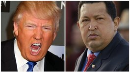 "Repudia ""atroz"" e ""infame"" video que compara a Donald Trump con Hugo Chávez"