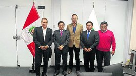 Agricultura financiará expediente del proyecto Arma