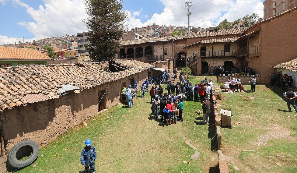 Esta es la casa colonial del S. XVII que será restaurada en Cusco (VIDEO - FOTOS)