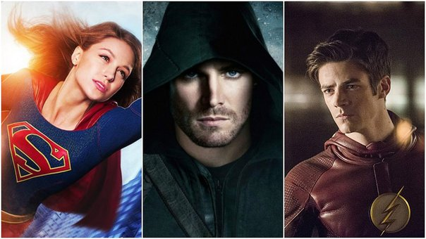 The Flash, Supergirl y Arrow: Nueva foto del crossover más esperado