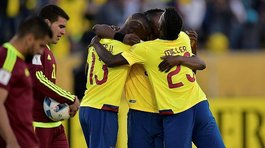 Eliminatorias 2018: Ecuador golea 3-0 a Venezuela (VIDEO y FOTOS)