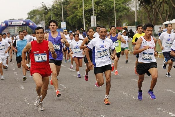 "Defensoría del Pueblo organiza carrera ""Defensoría 5K"""