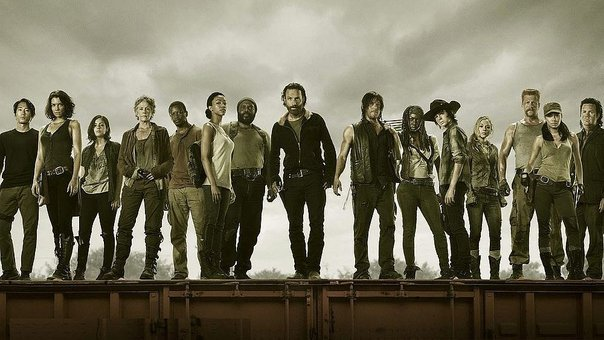 The Walking Dead: Estos actores están confirmados para la octava temporada