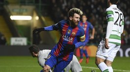Barcelona derrotó 2-0 al Celtic por la Champions League