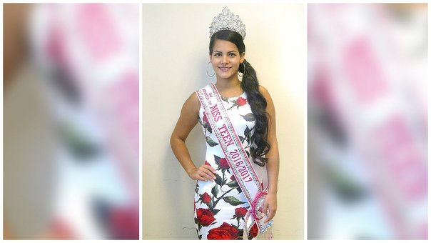 Tacneña quedó segunda finalista en Miss Teen International 2016