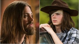 The Walking Dead 7x07: Carl y Jesus se infiltran en el Santuario en nuevo avance (VIDEO)