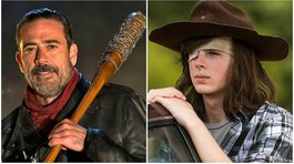 The Walking Dead 7x07: Negan captura a Carl en nuevo avance (VIDEO)