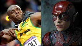 Épica carrera: Usain Bolt quiere aparecer en la película de The Flash (VIDEO)