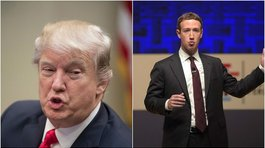 Google, Facebook y Apple le contestan así a Donald Trump