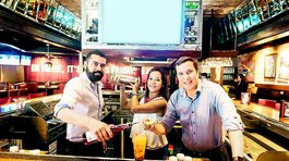 Happy  Hour renovado en Fridays