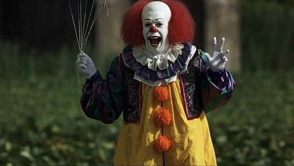 "Stephen King confirma la nueva adaptación de IT ""El payaso asesino"""