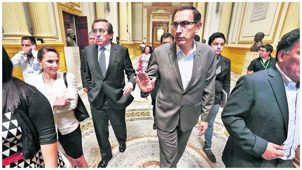 El Congreso suspende interpelación a ministro Martín Vizcarra [VIDEO]