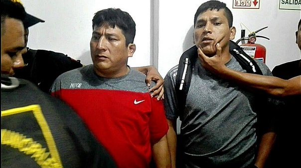 Trujillo: Serenos intervienen a dos que ingresaron a asaltar a estudiantes (VIDEO)