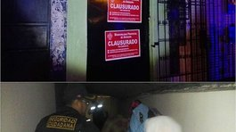 "Clausuran por tercera vez night club ""Africa"" y el bar ""La oficina"" (FOTOS)"