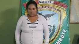 "Chimbote: Intervienen a mujer con ""ketes"" y marihuana"