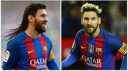 Lionel ​Messi estrena nuevo look (VIDEO y FOTOS)