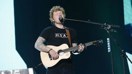 Ed Sheeran dio gran show en el Estadio Nacional [VIDEO]
