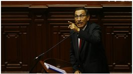 Martín Vizcarra no convence tras interpelación y se vislumbra su censura (VIDEO)