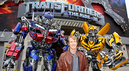Hollywood rinde homenaje a Michael Bay (VIDEOS y FOTOS)