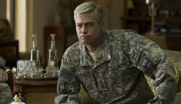 "Brad Pitt llega a Netflix con ""War Machine"" (VIDEO)"