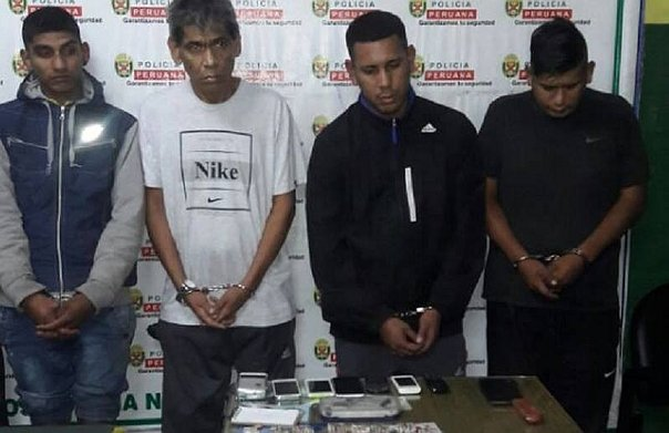 Surquillo: Cae banda que vendía droga (VIDEO)