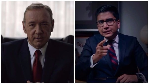 Facebook: exalcalde mexicano copió discurso de House of Cards y Netflix responde (VIDEO)
