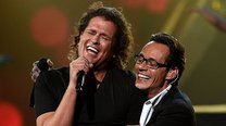 ​Marc Anthony y Carlos Vives cantarán el 12 de agosto en Lima (VIDEO)
