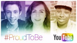 YouTube celebra el Mes del Orgullo con #ProudToBe (VIDEO)