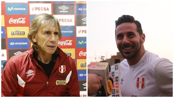 "Ricardo Gareca: ""Observaremos a Claudio Pizarro"" (VIDEO)"