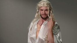 Game of Thrones: Kit Harington hizo casting para todos los personajes de la serie (VIDEO)