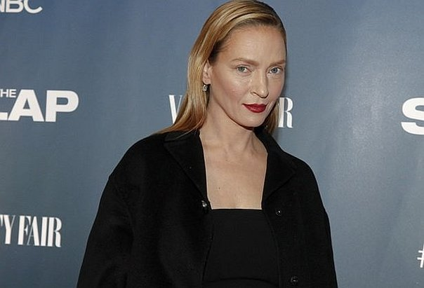 "Uma Thurman debutará en Broadway con ""The Parisian Woman"