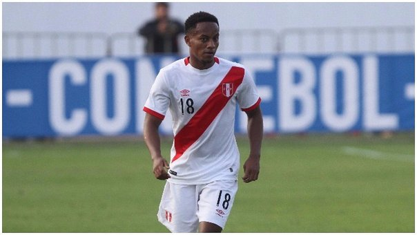 André Carrillo interesa a dos equipos de la Premier League