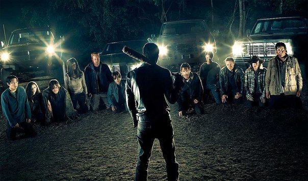 Falleció un actor de The Walking Dead — Rodaje de luto