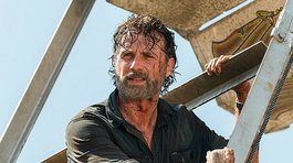 The Walking Dead: revelan la muerte de Rick Grimes