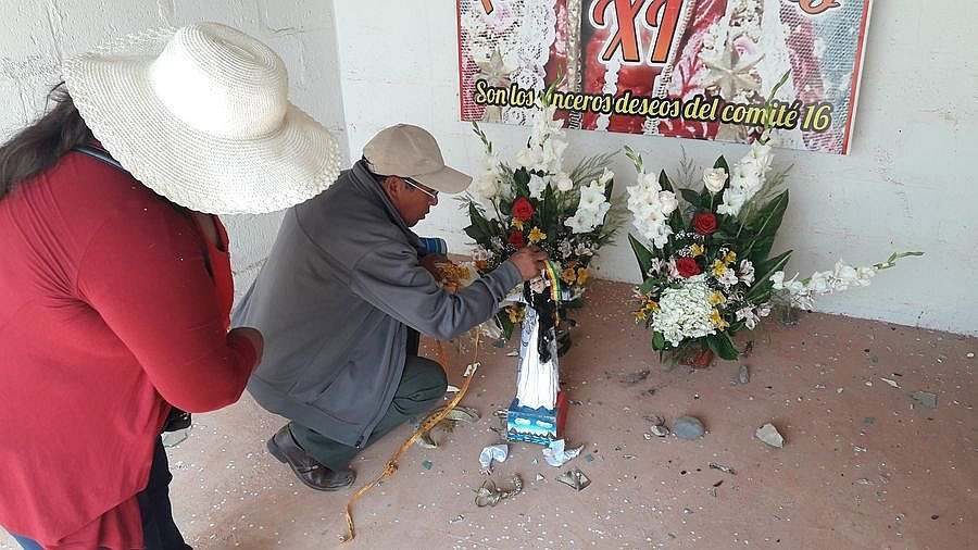 Tacna: Agreden a devotos de Virgen de Copacabana en plena misa